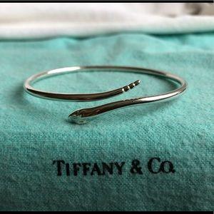 "Tiffany & Co. Elsa Peretti ""Snake"" Bracelet"